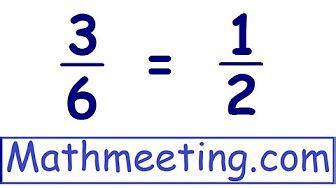 Simplifying Fractions Homework Help